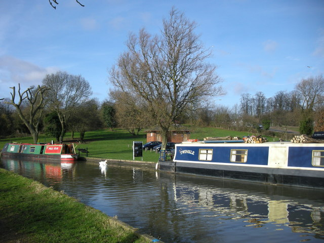 Brownsover-Oxford Canal