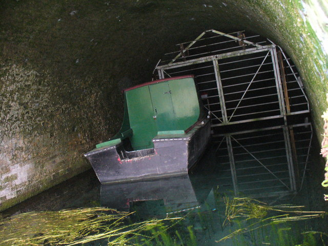 Greywell Tunnel, Eastern Portal