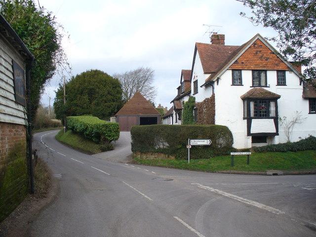 Deptford Lane Road End, Greywell