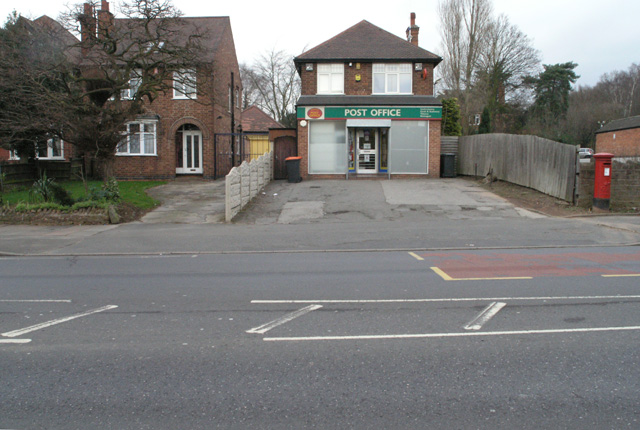 Bramcote Post Office
