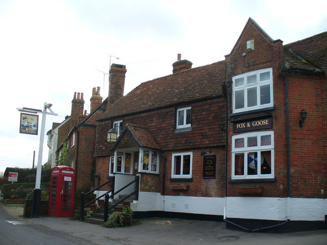 Fox and Goose, Greywell