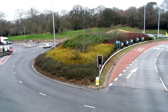Bramcote Roundabout (1)