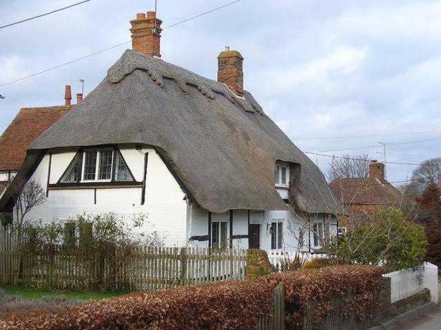 Cruck Cottage, North Warnborough