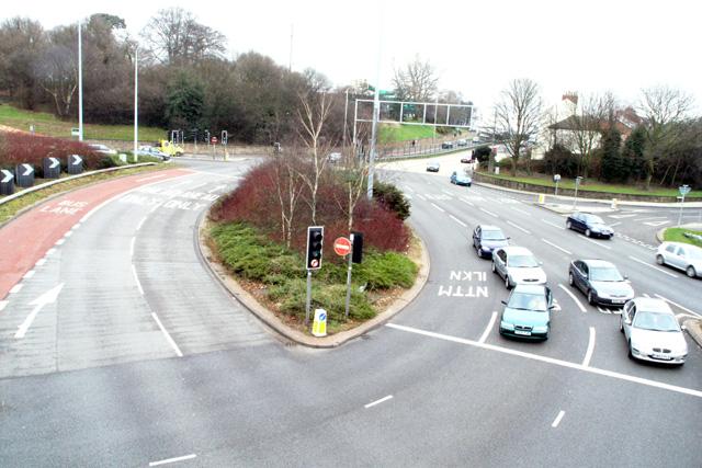 Bramcote Roundabout (2)