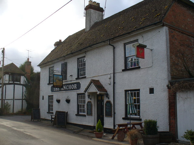 The Anchor, North Warnborough