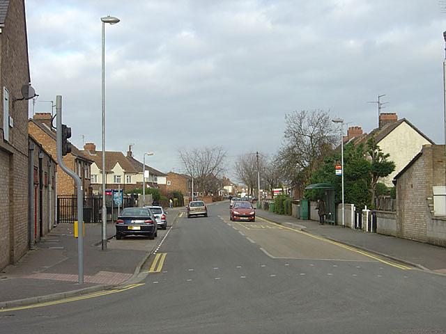Saxon Road