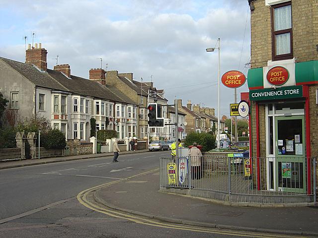 Eastfield Post Office
