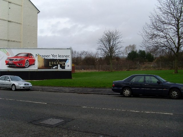 Dalmuir billboards