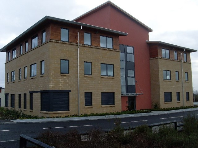 New office space, Dalmuir