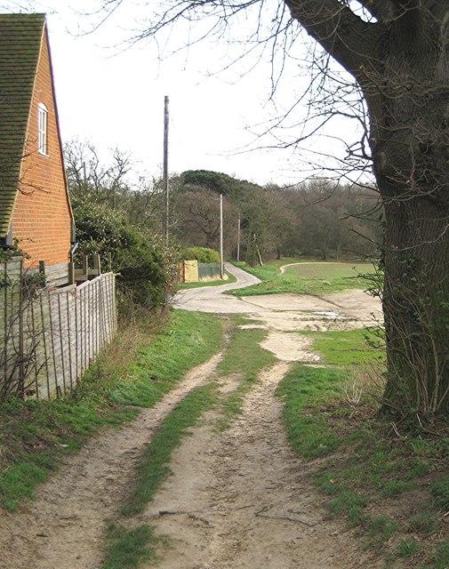 Gusted Hall Lane