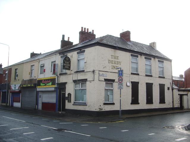 The Derby Inn, Ribbleton Lane, Preston