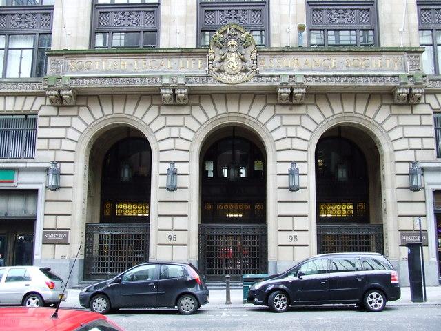 Scottish Legal Life Assurance building