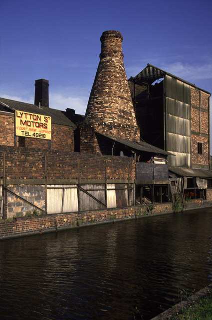 Dolby Flint Mill, Lytton Street, Stoke-on-Trent