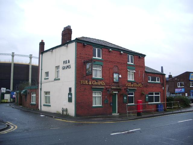 Fox & Grapes, Ribbleton Lane, Preston