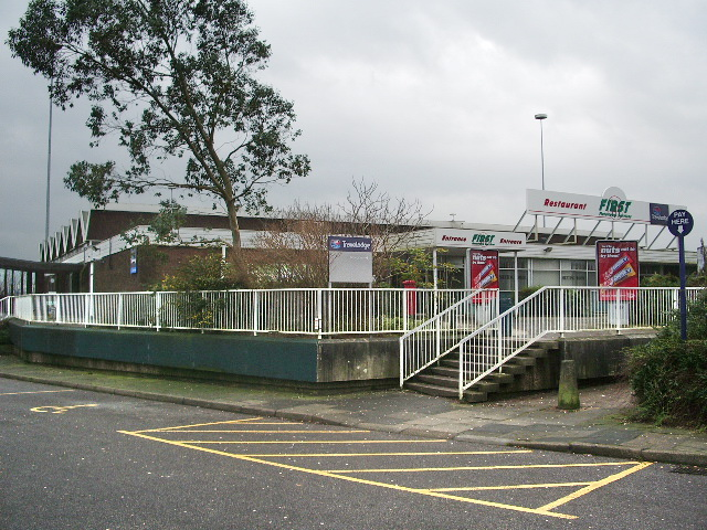 Bolton West Motorway Services