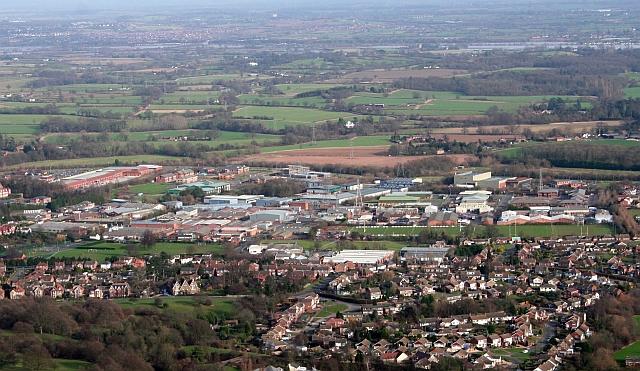 Malvern Link Industrial Estate