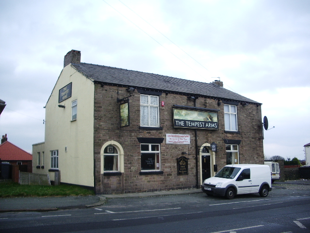 The Tempest Arms, Chorley Old Road, Bolton