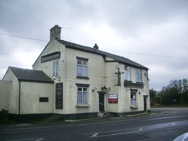 Sportsmans  Arms, Chorley Old Road, Bolton
