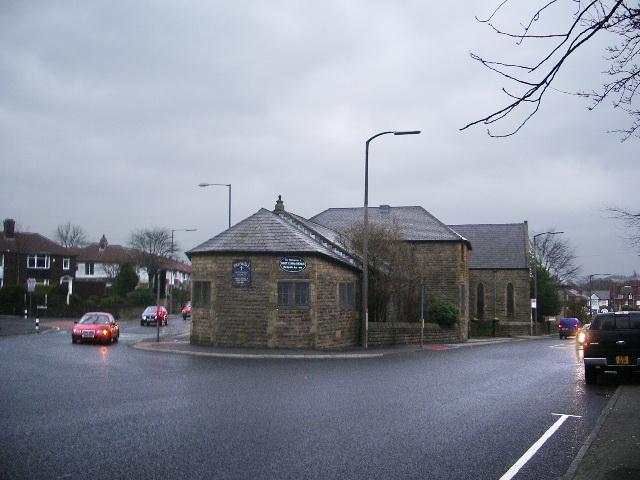 Delph Hill Methodist Church, Bolton