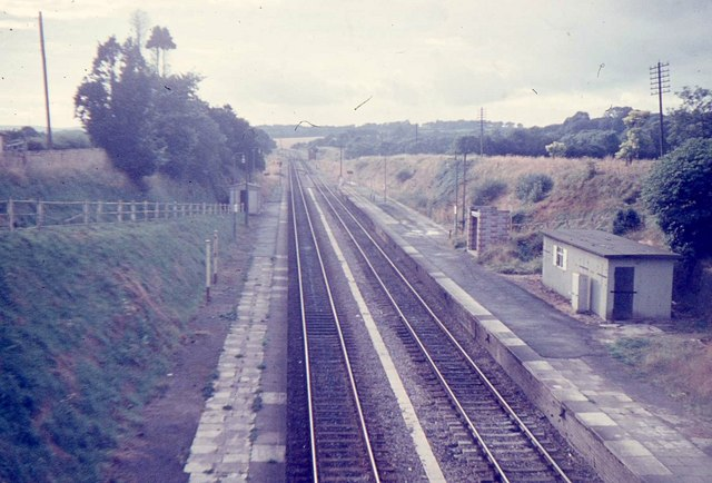 Clarbeston Road Railway Station, Pembrokeshire