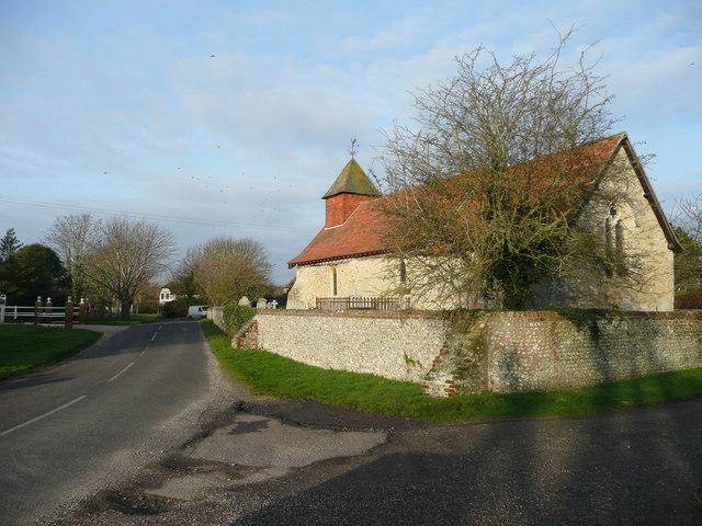 Earnley church