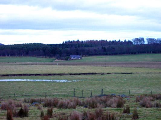 Leucharbrae, croft