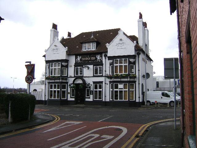 T he Bridge Inn, Boughton, Chester