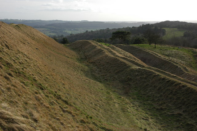 Painswick Beacon hill fort