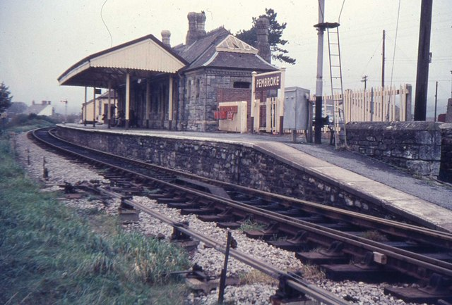 Pembroke Railway Station