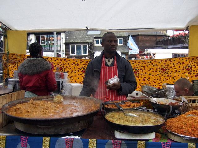 Goat curry (1), Camden Lock