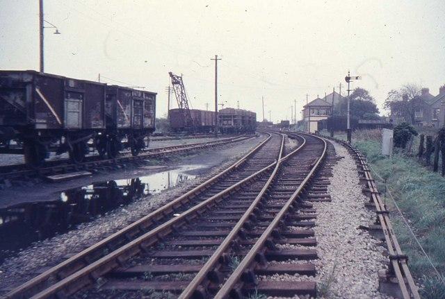 Pembroke Station Signal Box
