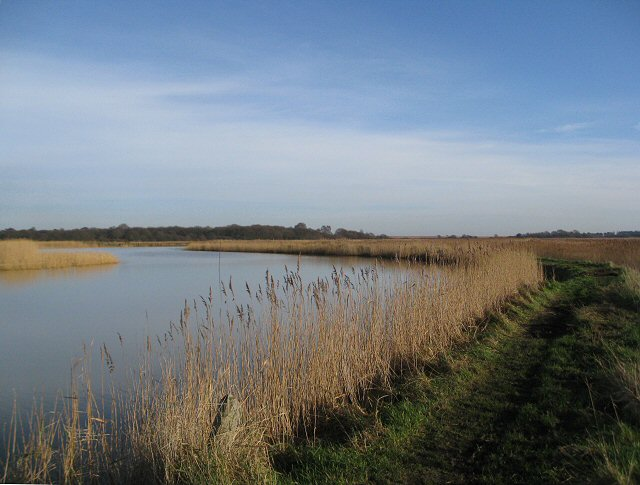 The River Alde at Snape Maltings