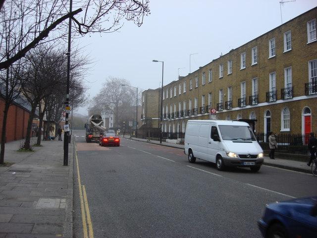A5203 Caledonian Road
