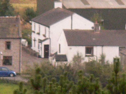 Cottages at Oak St Dunnockshaw