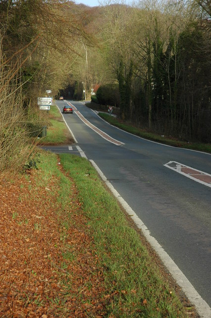 The A46 near the Royal William