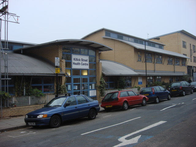 Killick Street Health centre