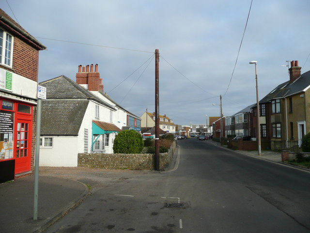 Shore Road, East Wittering
