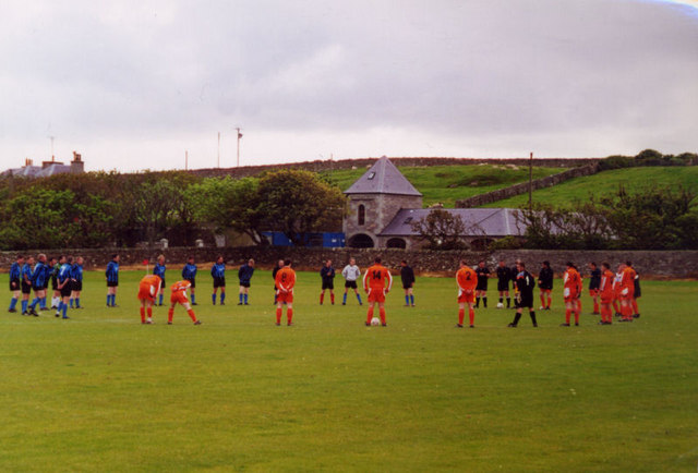Seafield pitch, Lerwick