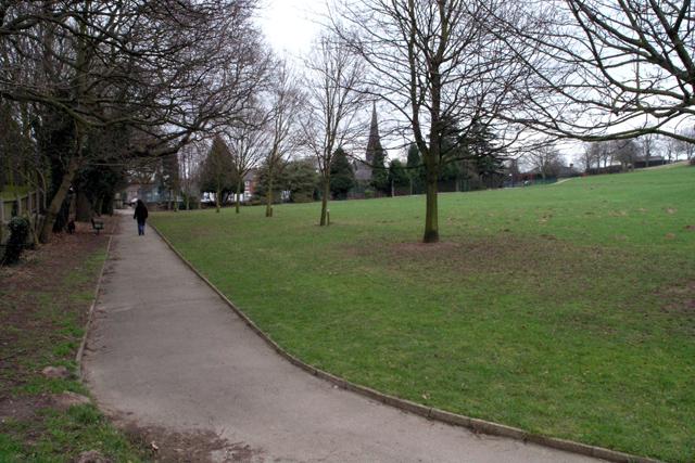 King Georges Park, Bramcote