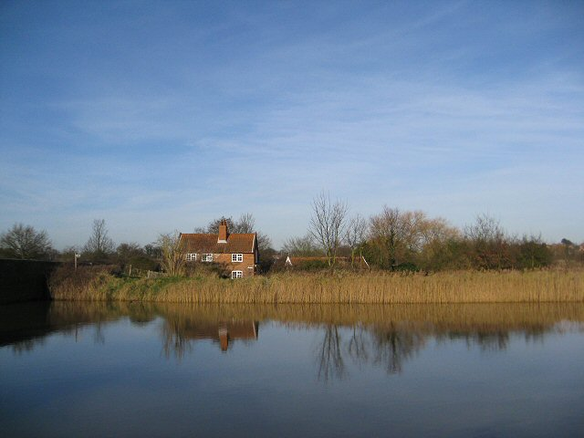 Reflections on the River Alde