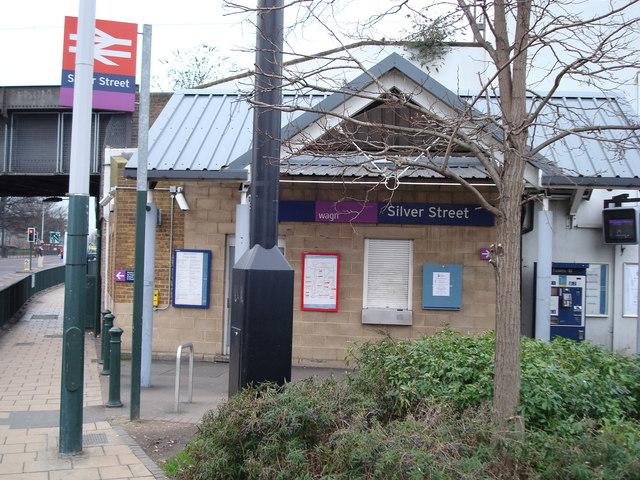 Silver Street Railway Station