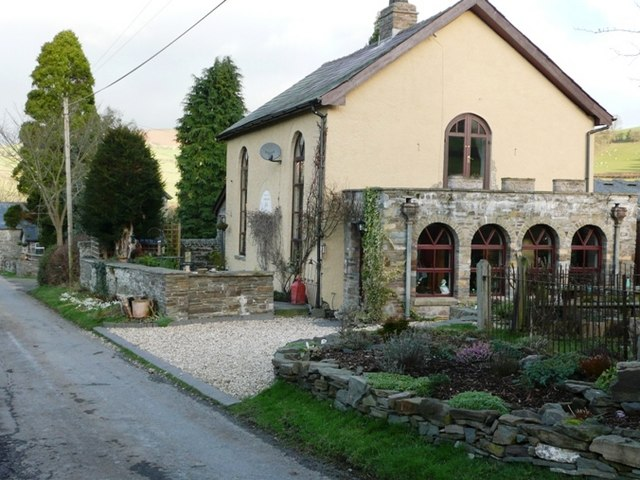 Converted chapel in Upper Rhose