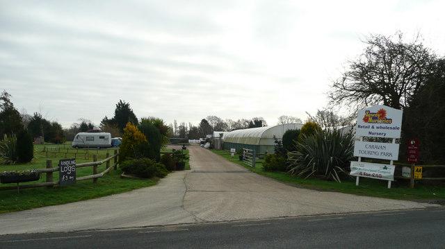 Tawny Nurseries, Birdham