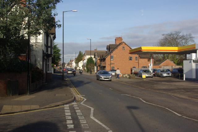 Warwick Road, Kenilworth