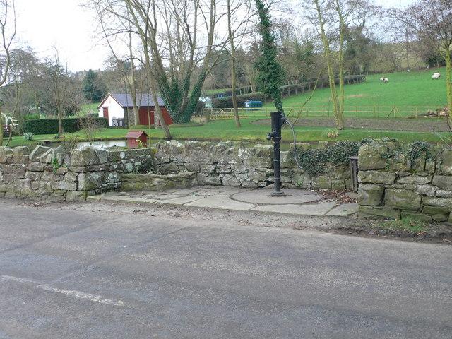 Village Pump, Llanasa