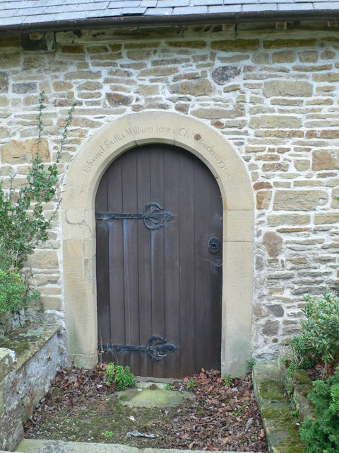 Doorway, Llanasa Parish Church