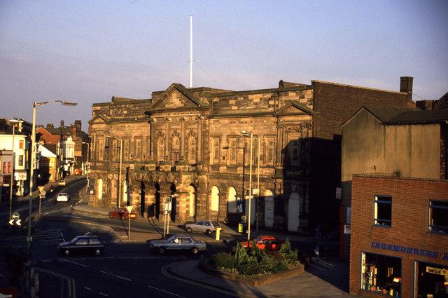 Longton Town Hall