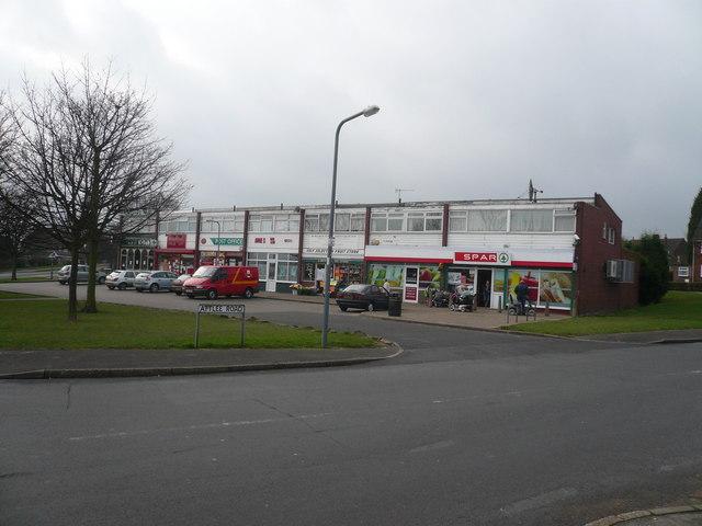 Inkersall - Shops