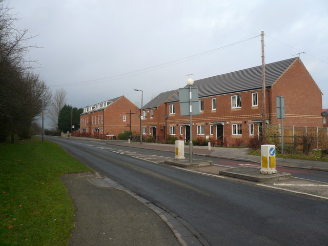 Inkersall Green Road