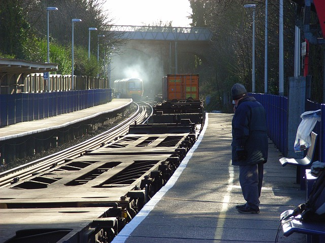 Reading West Station